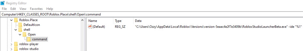 Fix Rbxl Files Don T Open Roblox Studio Properly Ozzy S Blog